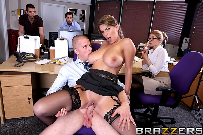порно хд в офисе